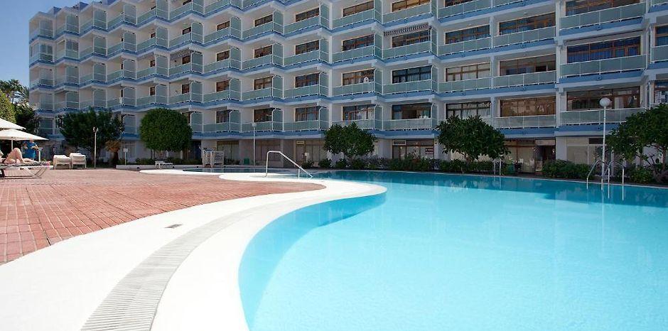 paraiso maspalomas apartamentos
